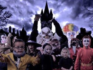 Halloween au Château !